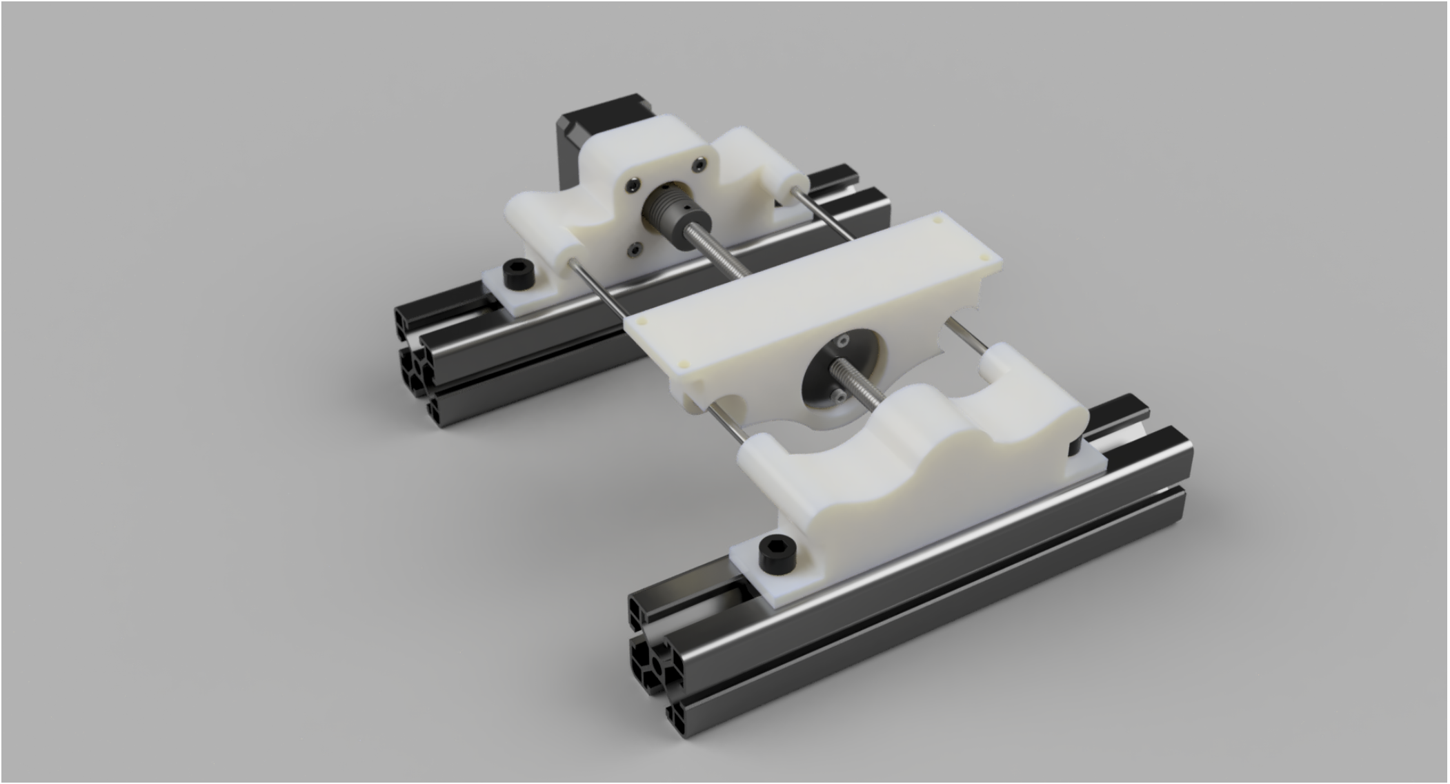 Render of the Y-Axis