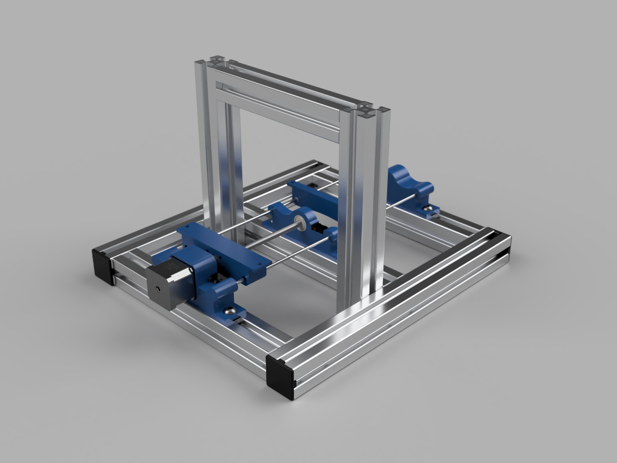 A render of the new Y-Axis